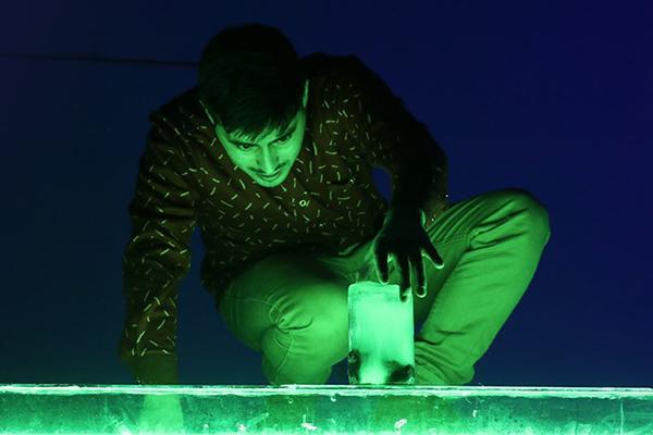 Co-creador Proyecto Magma: Francisco Vergara