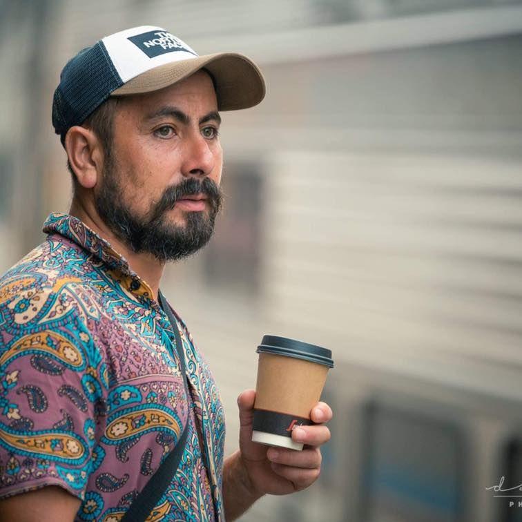 Co-creador Proyecto Magma: Ricardo Hernandez