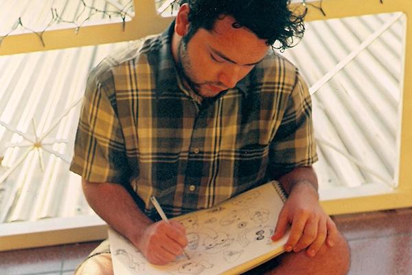 Co-creador Proyecto Magma: Jahir Jorquera