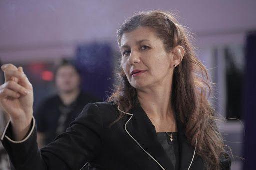 Co-creador Proyecto Magma: Arlette Ibarra