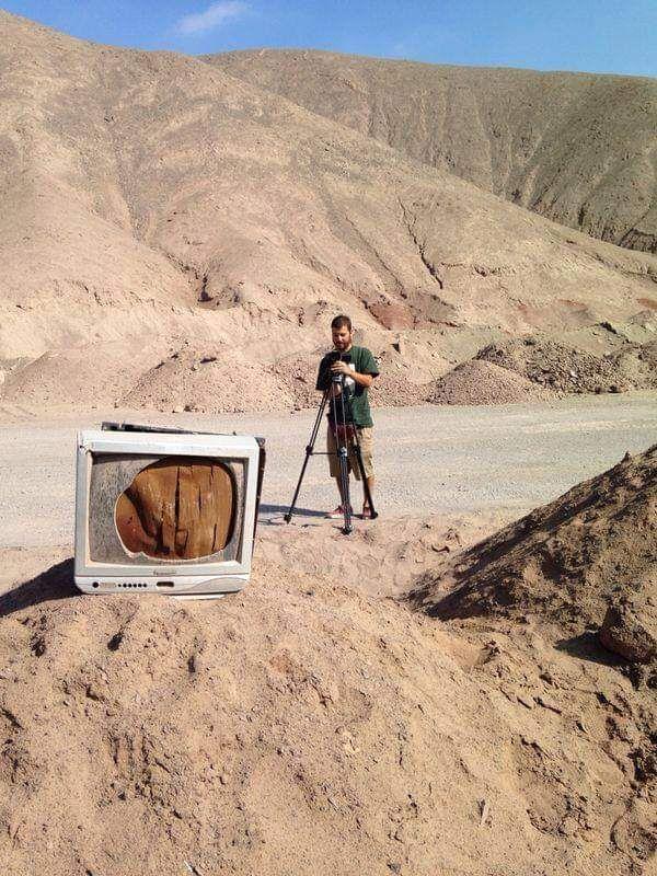 Co-creador Proyecto Magma: Luis Palma Roman