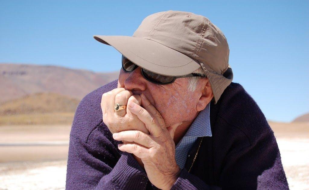 Co-creador Proyecto Magma: Pedro Aranda