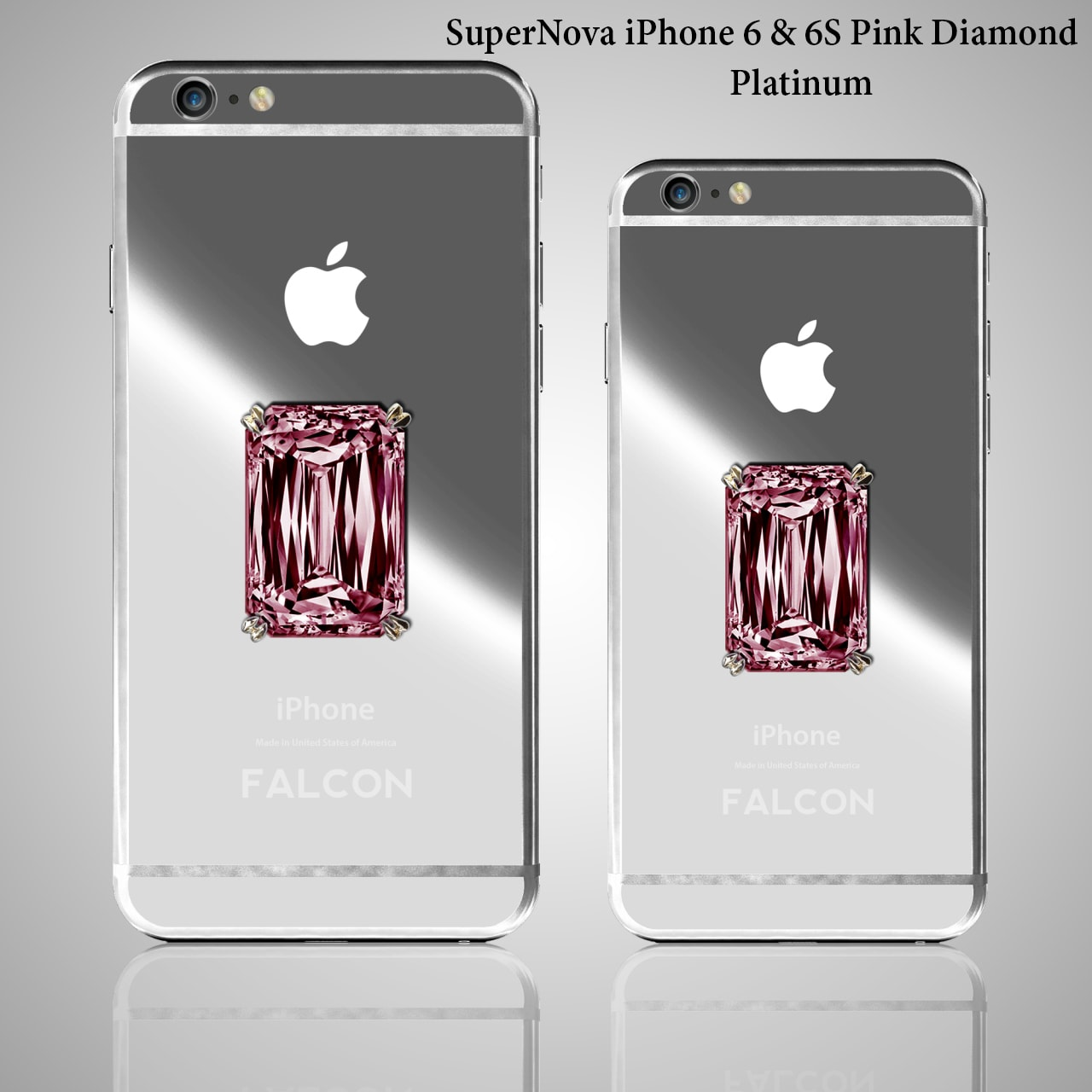 FALCON-SuperNova-Platinum-iPhone-Pink-Diamond