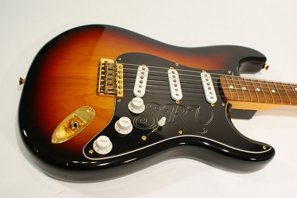 Fender Strat, Stevie Ray Vaughan