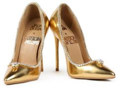The Passion Diamond Shoes