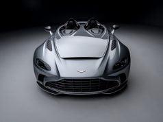 Edisi Terhad Aston Martin V12 Speedster