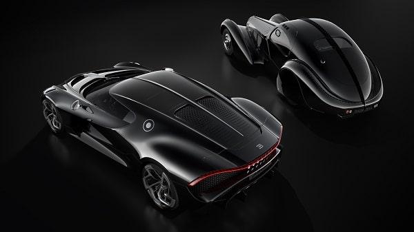 Bugatti La Voiture Noire, Kereta Termahal Di Dunia (Setakat Ini)