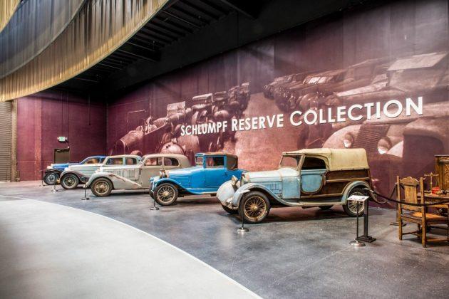Fritz Schlumpf-Koleksi Bugatti