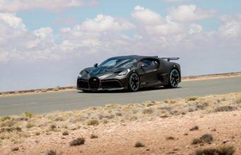 Kereta Hyper Sport Bugatti Divo - Fasa Terakhir Untuk Pelancaran