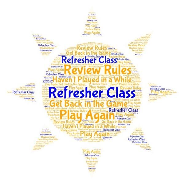 Mah Jongg Refresher Class picture