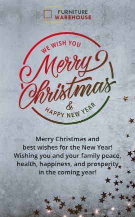 Well Wishes - Seasons Greetings
