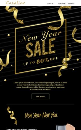 New Year New You Sale