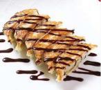 [68] Chocolate banana dumplings