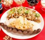 [85] Kabab Koobideh & Kebab Plate