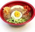 Korea cold water noodles