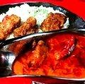 Grilchkinbutter chicken curry