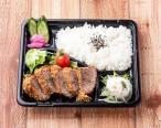 Wild boar cutlet lunch box
