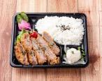 pork loin cutlet lunch box