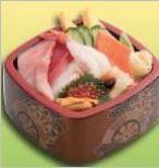 Special Chirashi Sushi Box