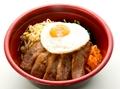 Pork Toro fried rice bibimbap