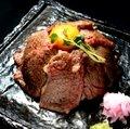 A4黒毛和牛のカルビ丼