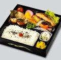 Japanese specialties gozen