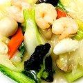 Seafood bowl