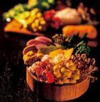 10種キノコ+野菜 ~和牛テールのお出汁~