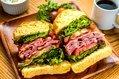ロースト ビーフ サンドイッチ