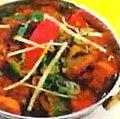 Mutton Gosht Beans & Mutton Curry