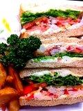 Shrimp salads and