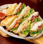 Texas Style Sandwich Plate