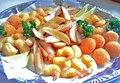 Fish & shrimp size M
