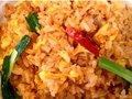 Spicy Garlic Fried Rice