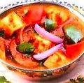 Kadai Paneer Curry