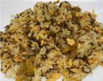 Takana Fried Rice