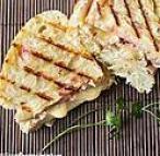 ベジタブルクリーミーグリルサンドイッチ