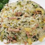 Potherb Mustard Pork Fried Rice