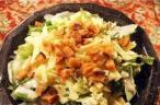 チーズたっぷりシーザー風サラダ