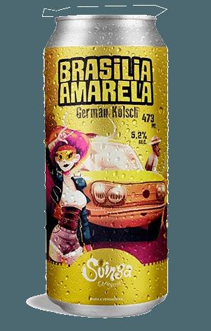 Brasilia Amarela - Lata 473ml
