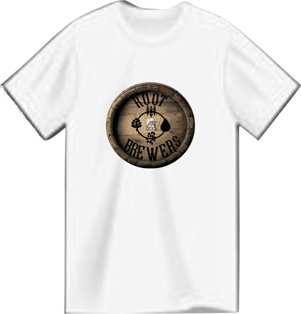 Camiseta Root Brewers – Root Brewers  Poliéster.