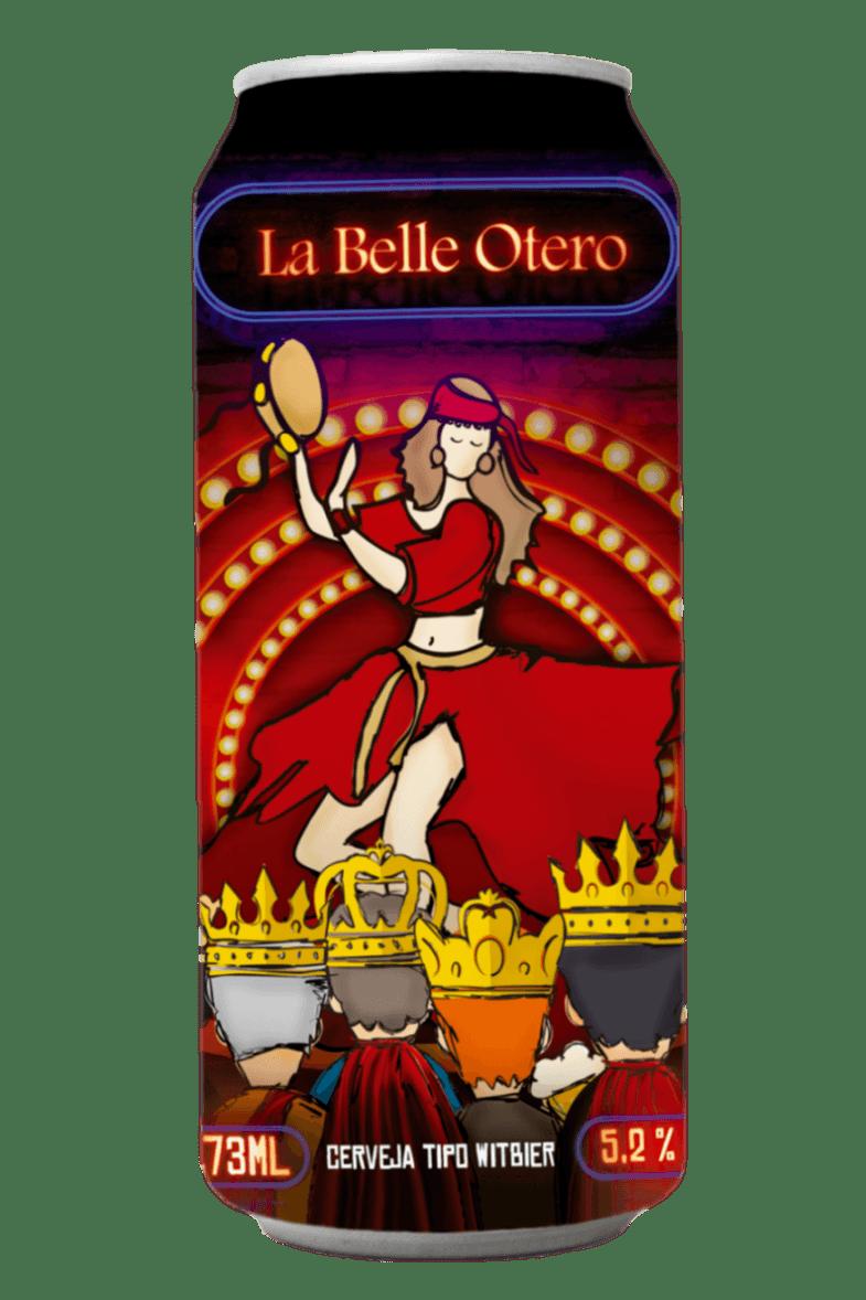 Cerveja Cigana La Belle Otero 473ml