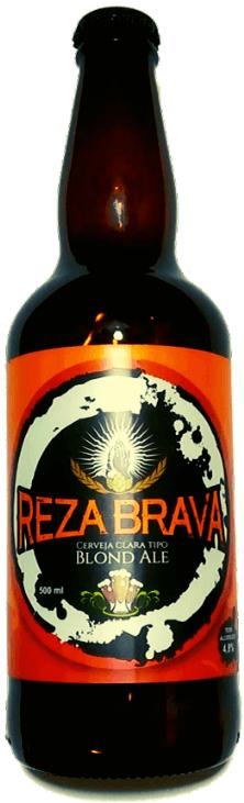 Cerveja Reza Brava Blond Ale