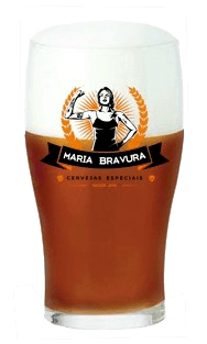 Copo Pint Maria Bravura 568ml