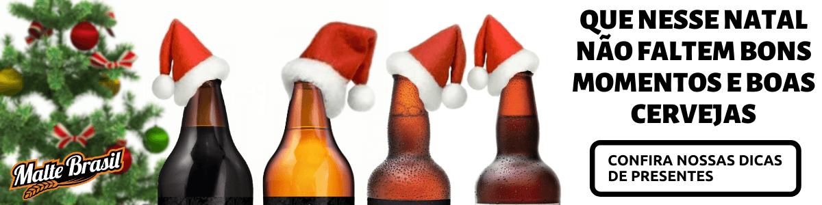 presentes cervejas artesanais