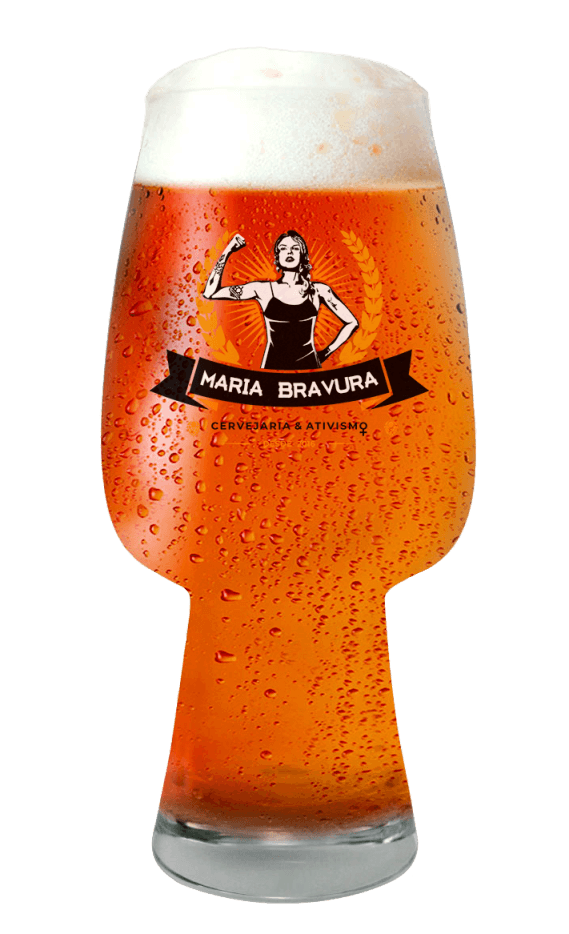 Copo IPA Maria Bravura 580ml