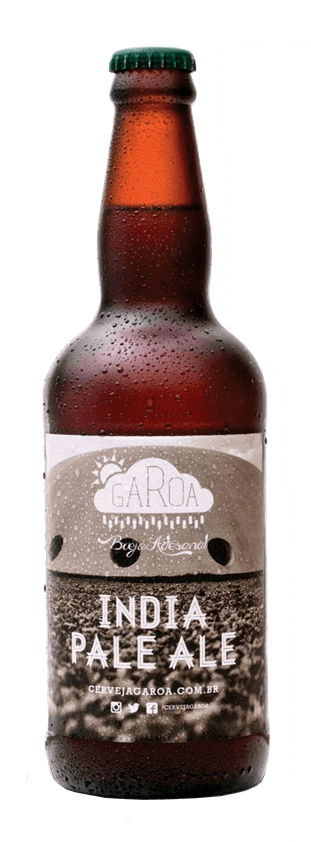 Garoa IPA - 500ml