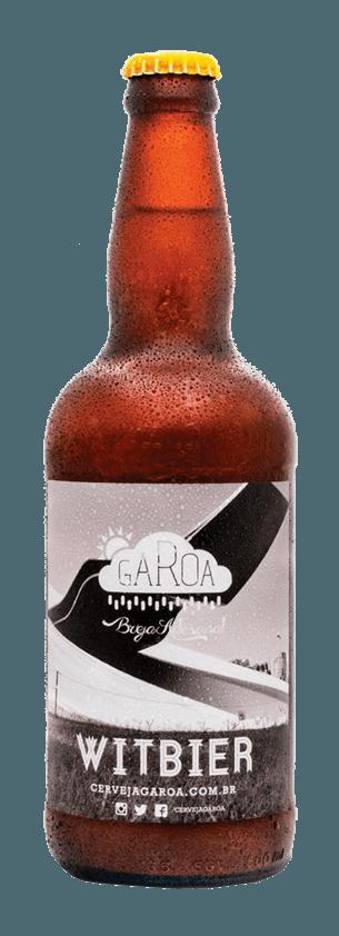Garoa Witbier - 500ml