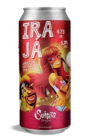 Irajá - Lata 473ml