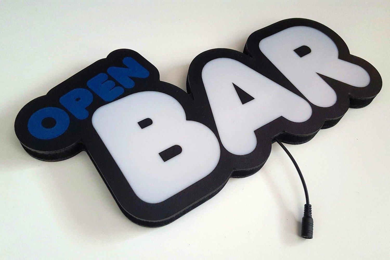 Luminoso Led - Open Bar